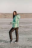 Теплий жіночий зимовий лижний костюм, фото 9