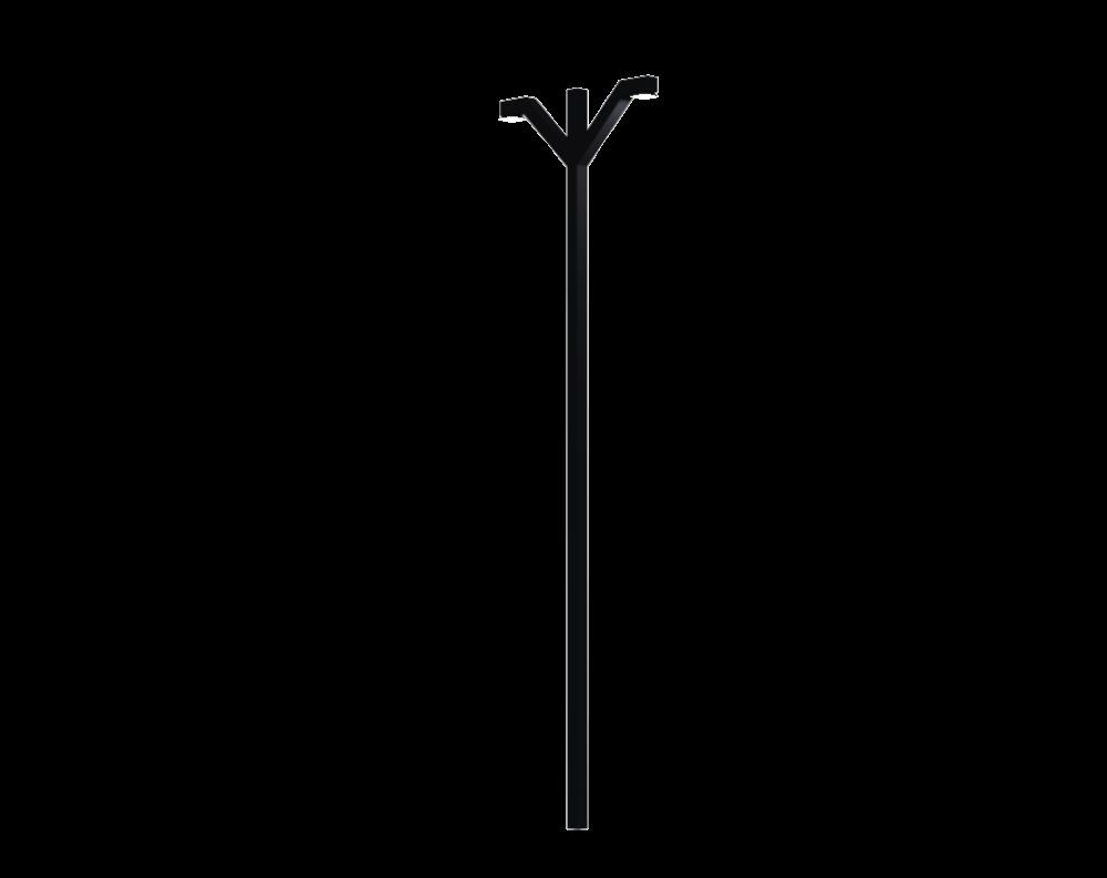 Вуличний світильник Electro Double