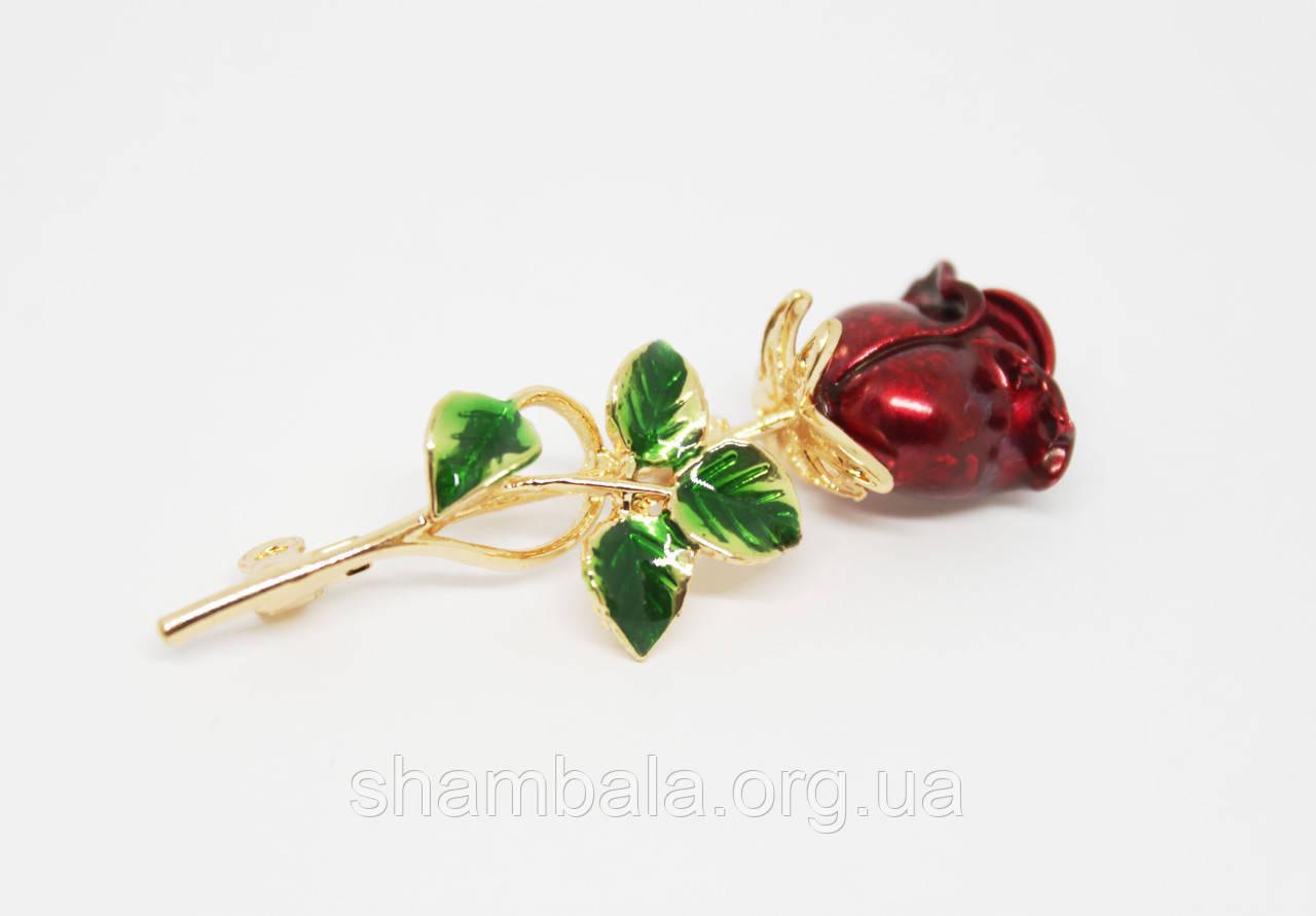 "Брошь Fashion Jewerly ""One rose"" (081502)"