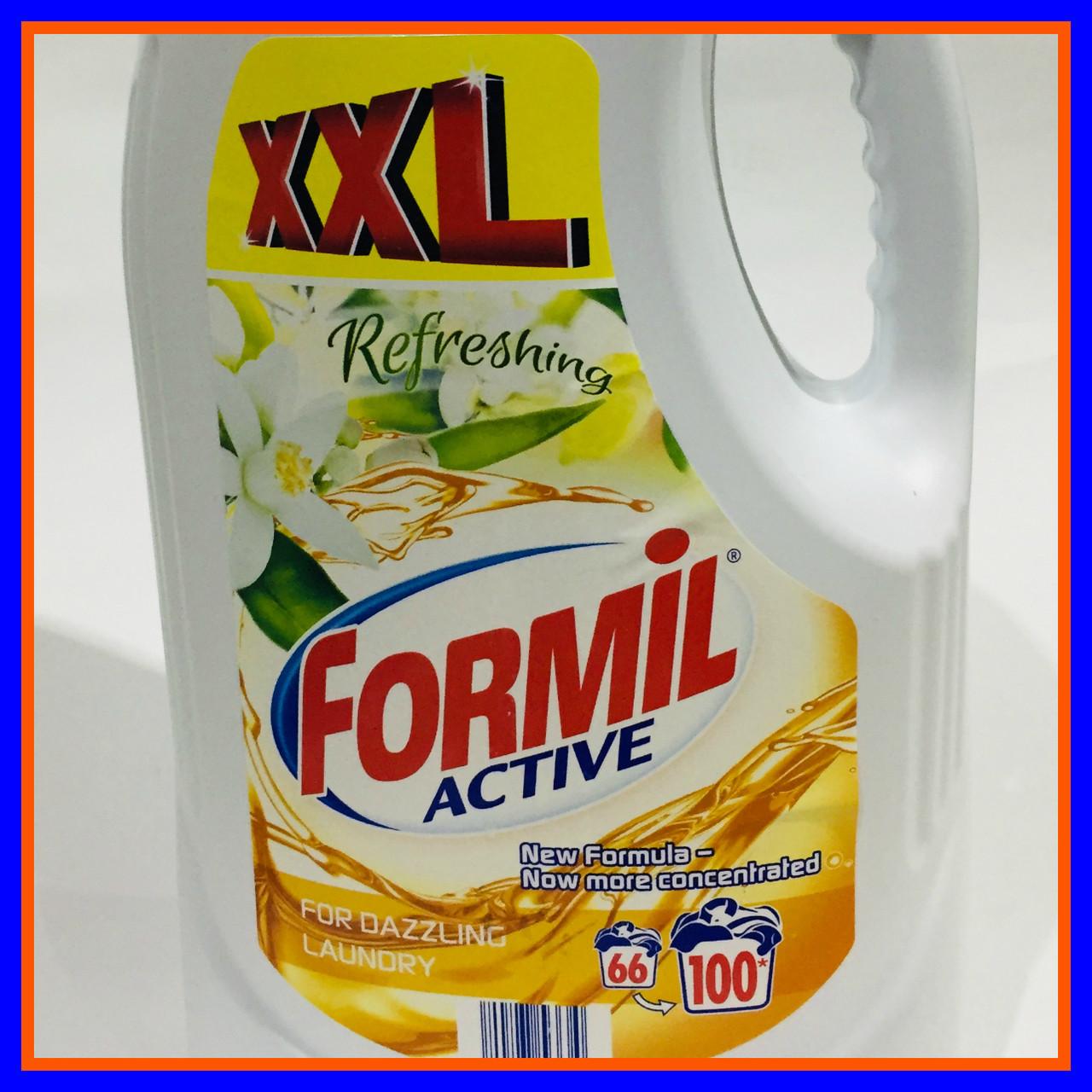 Гель для стирки цветного Формил - Formil COLOUR 5л 100стирок