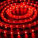 Новогодняя гирлянда красного свечения Xmas Xmas Rope light 10M R Дюралайт Шланг LED (10 метров ), фото 3