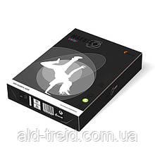 Бумага цветная А4 80 г/м2 B100 черная