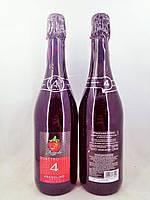 Вино игристое красное Quattro Valli Fragolino Rosso 0,75л
