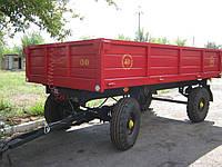 Прицеп самосвальный тракторный 2ПТС-4