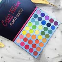 Палетка теней Beauty Glazed водостойкая для макияжа глаз, тени для век с блестками и пигментом, 35 цвета