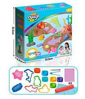 """Набор для лепки """"Океан"""", наборы для творчества,детский пластилин,тесто для лепки,лепка"""