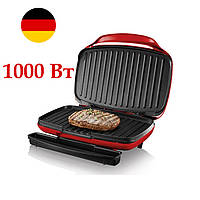Немецкий контактный гриль SilverCrest SKG 1000 B2 red