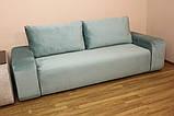 Современный широкий мягкий диван Герман, фото 3