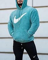 Мужской худи Nike бирюзовый (Турция)