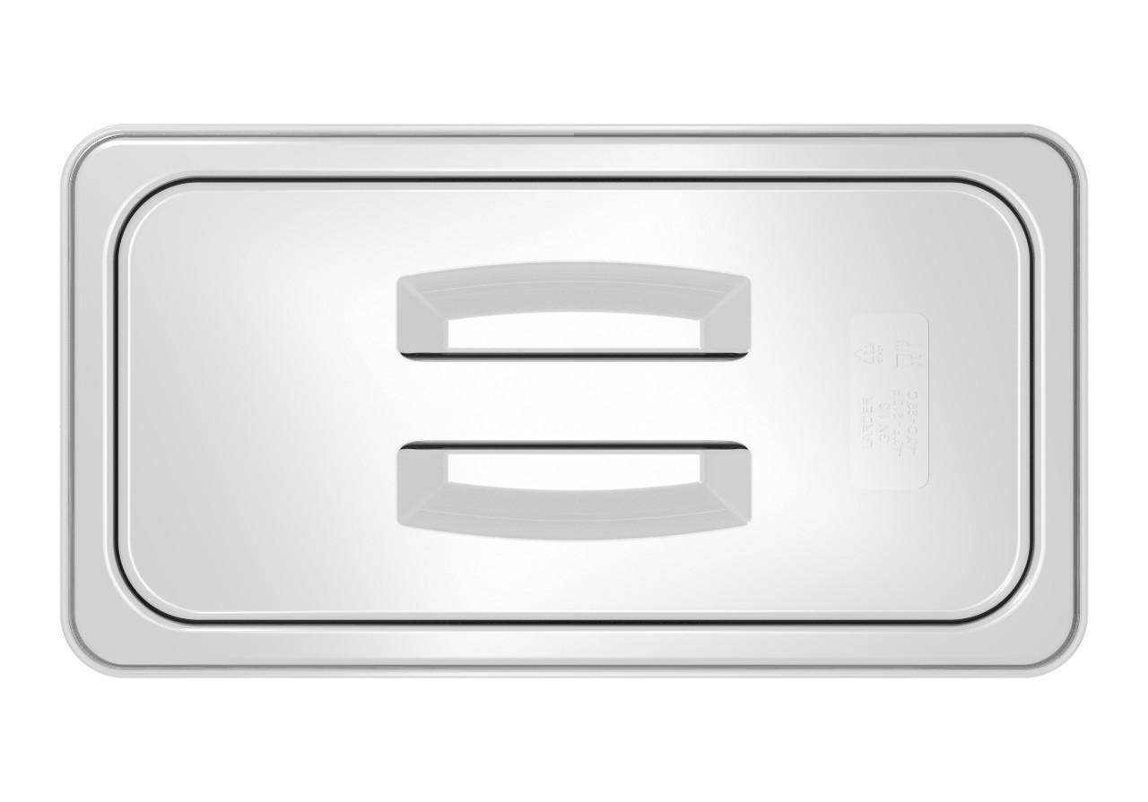 Крышка на гастроемкость поликарбонат  прозрачная GN1/3