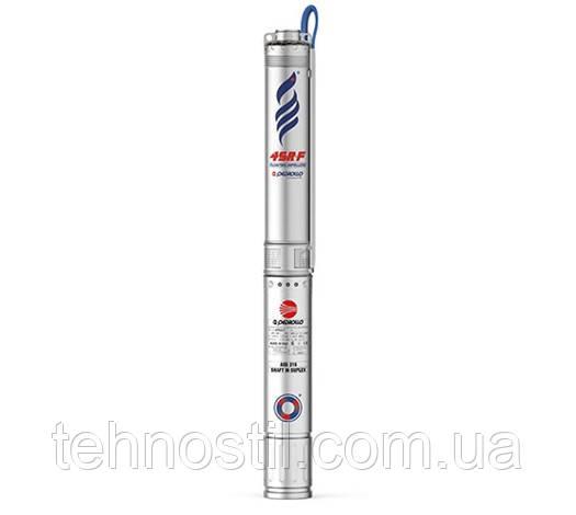 Насос скважинный Pedrollo 4SRm 1/17 - F (1.8 м³, 106 м, 0.55 кВт)