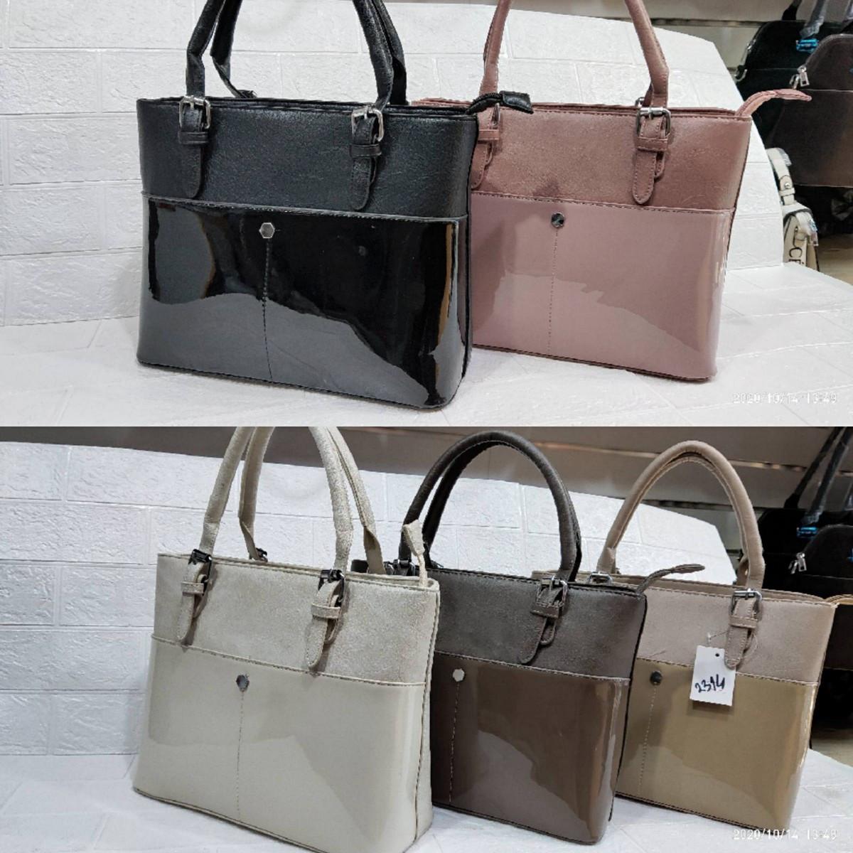 """Женская комбинированная сумка (30х25см) """"Gala""""  LG-1586"""