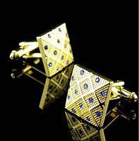 Мужские элегантные запонки , фото 1