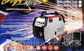 Сварочный полуавтомат Луч Профи MIG/MMA-320, фото 3