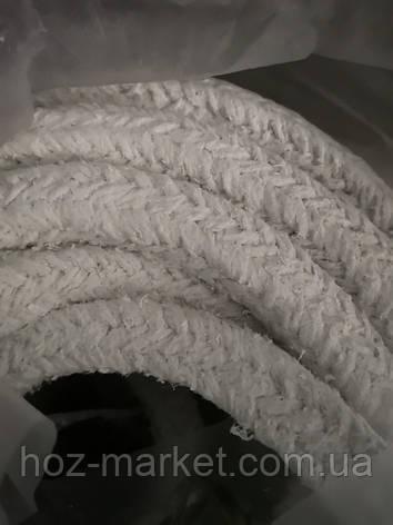 Набивка асбестовая сухая для котлов АС 18х18мм Россия, фото 2