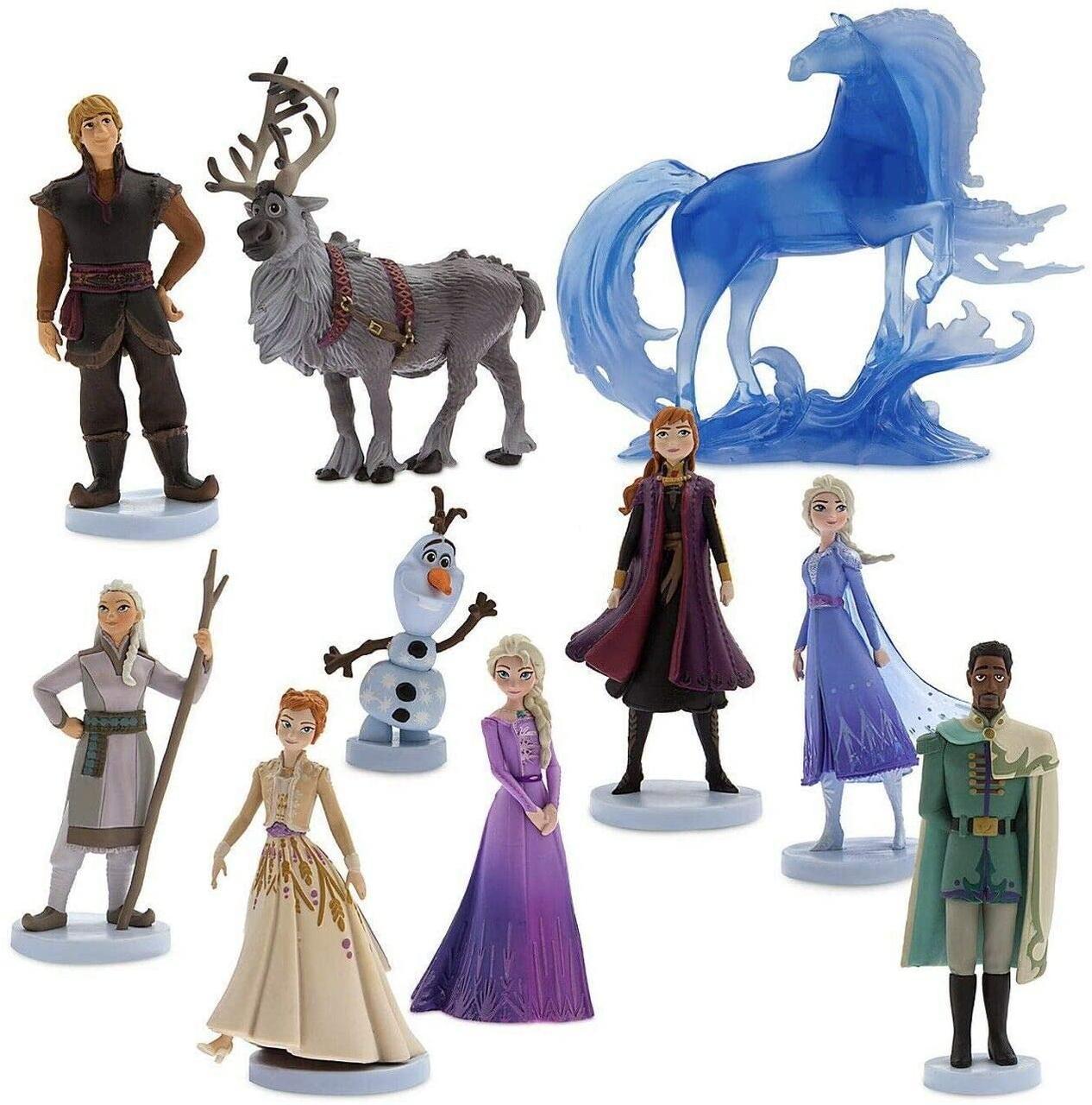 Игровой набор фигурок Disney Frozen Холодное сердце 2