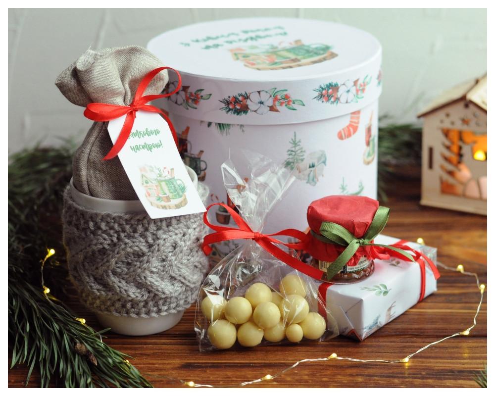 """Подарочный набор """"Новогодние гостинцы"""""""