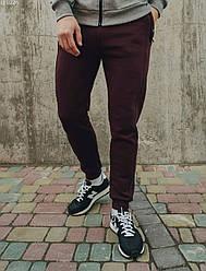 Спортивные штаны Staff bordo kant fleece XS