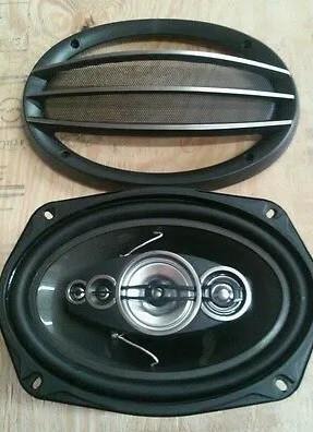 Автомобильная акустика SP-6994, Динамики в машину овалы, Колонки автомобильные 1200W