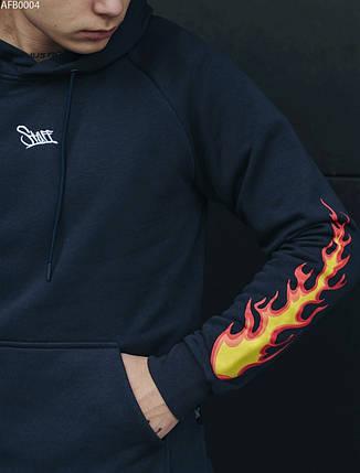 Толстовка Staff fire logo fleece XXL, фото 2