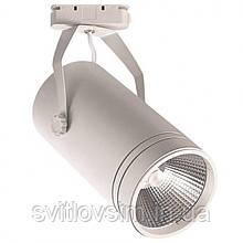 Світлодіодний світильник трековий BERN 30W білий/чорний