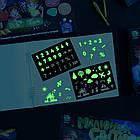 Альбом для рисования светом Рисуй светом Люмик (6 страниц 40х30см), фото 4