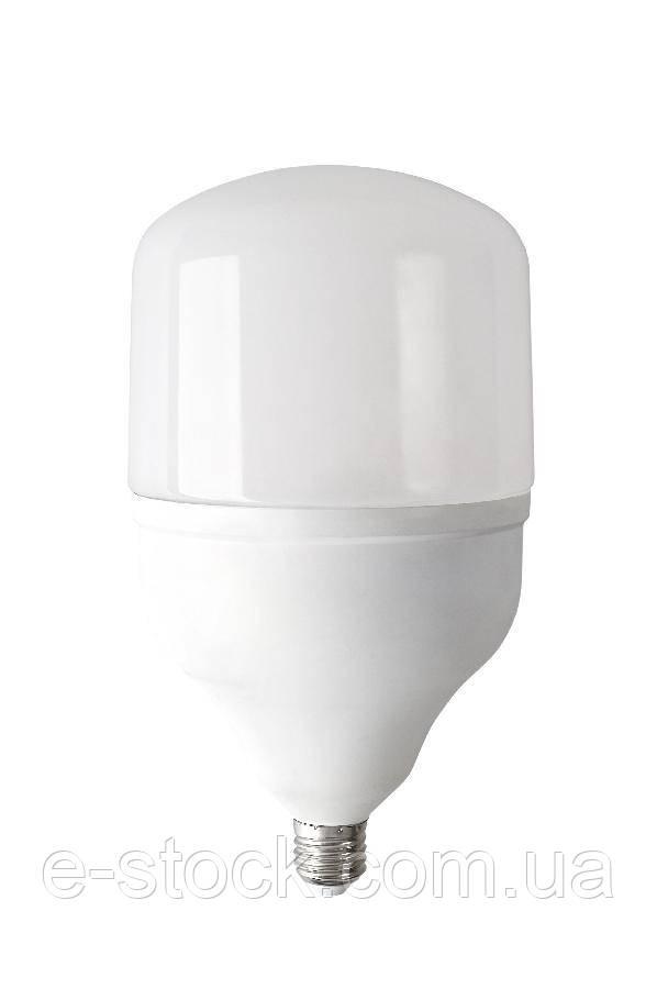 Лампа светодиодная высокомощная ЕВРОСВЕТ 60Вт 4200К (VIS-60-E40)