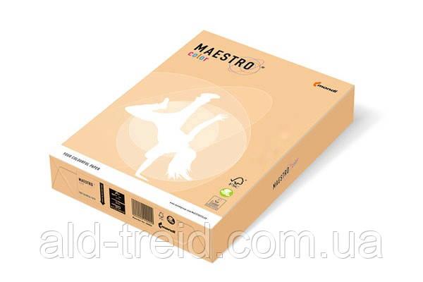 Папір (картон) кольоровий А3 160г/м2 GO22 золото