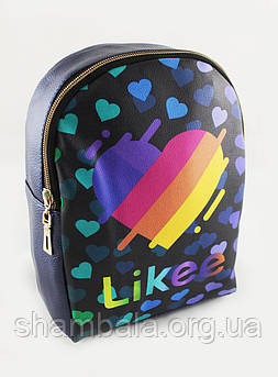 Рюкзак Likee big heart (082721)