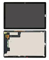 Дисплей Huawei MediaPad M5 10 CMR-AL09/CMR-W09 тачскрин сенсор модуль, черный