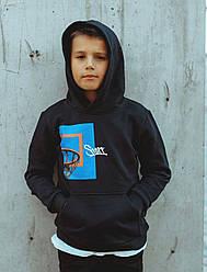 Детская толстовка Staff basketball тёмно-синий TSH0512