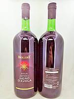Вино красное Le Molere Nero d`Avola 1.5l