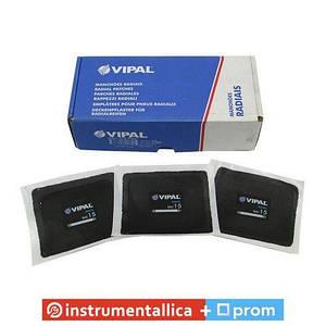 Пластырь радиальный Vipal RAC-15 90х75 мм