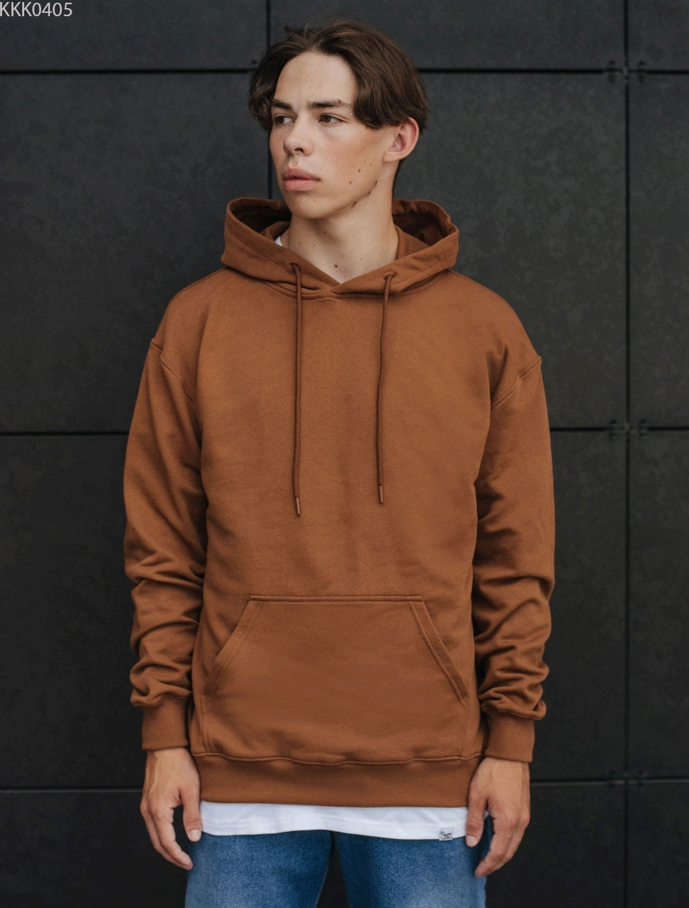 Толстовка Staff brown basic