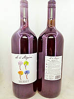 "Вино красное "" Merlot Le 4 Stagioni "" 1.5 l, фото 1"
