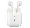 Беспроводные Bluetooth наушники в белом кейсе i100, фото 2