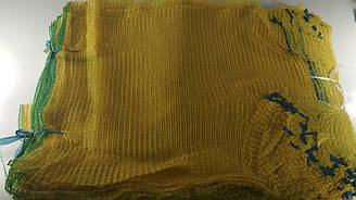Мешок  овощная сетка (р45х75) 30кг желтая (100 шт)