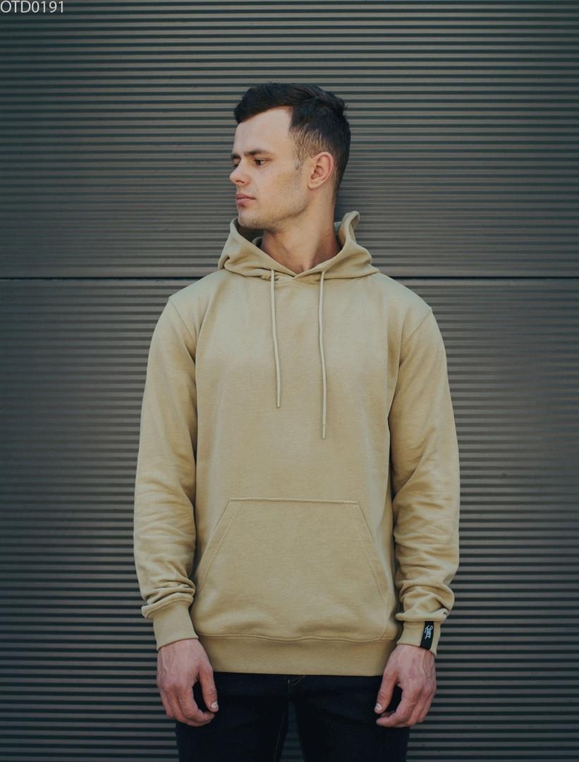 Толстовка Staff beige basic