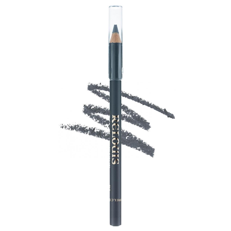 Контурный карандаш для глаз Relouis Relouis с витамином Е № 02 Темно-Серый 1,13 г