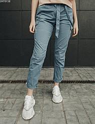 Женские штаны Staff cargo2 blue