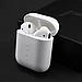 Беспроводные Bluetooth наушники в белом кейсе i100, фото 3