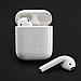 Беспроводные Bluetooth наушники в белом кейсе i100, фото 4