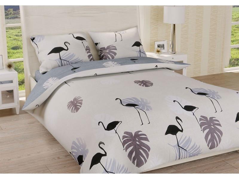 Комплект постельного белья Leleka-Textile Ранфорс 412 Евро