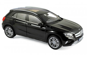 Mercedes Benz GLA (X156) 2014-