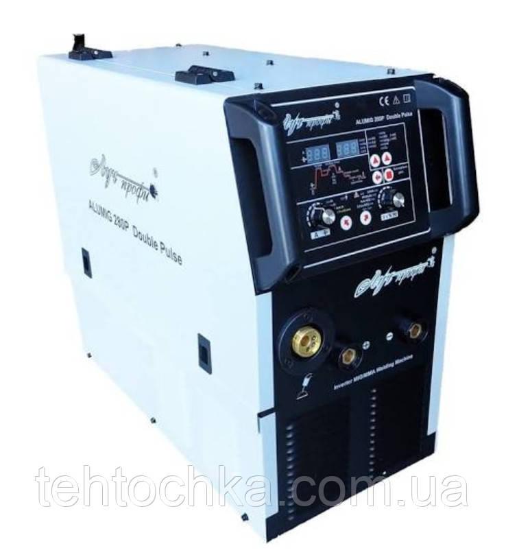Сварочный полуавтомат Луч Профи ALMIG-280P