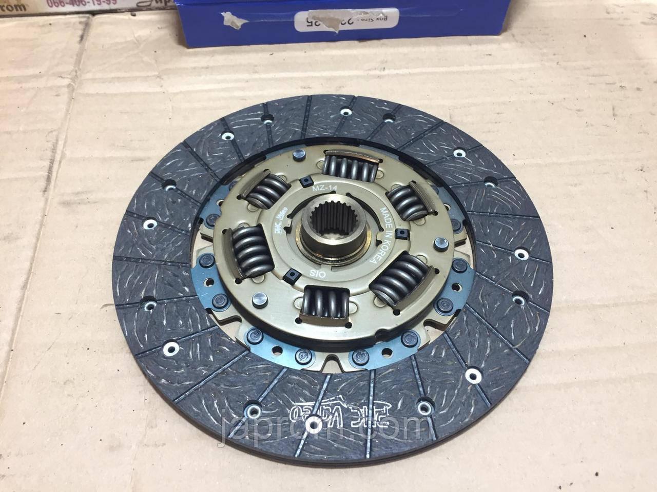 Диск сцепления Mazda 626 GC GD GE GF 1992-2002г.в. 1.8 2.0 бензин D225 22 зуб. MZ14 Valeo