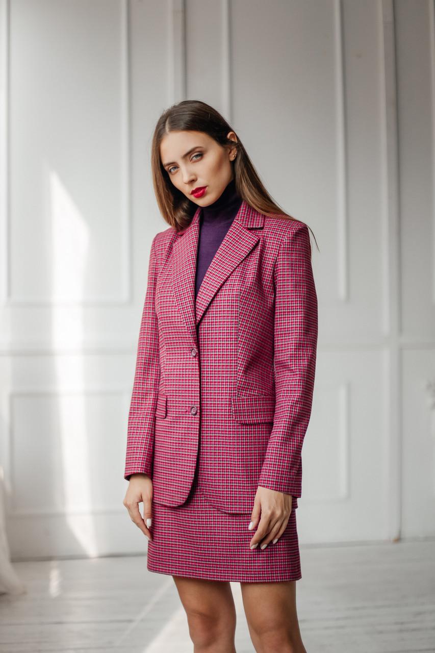 Женский пиджак на подкладке
