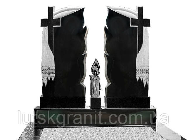 Виготовлення пам'ятників на двох Луцьк