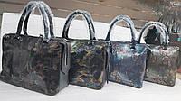 """Женская сумка экокожа (40х38см) """"Gala""""  LG-1586"""