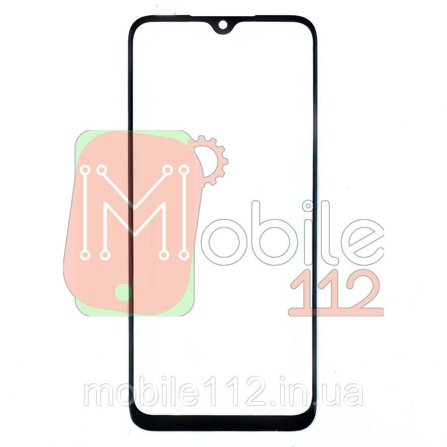 Стекло дисплея Xiaomi Redmi Note 8 M1908C3JH, M1908C3JG, M1908C3JI черное